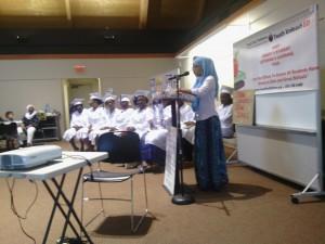 Teach Our Children PEP graduation