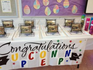 PEP graduation Bloomfield certificates