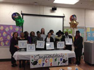 PEP Bloomfield graduation