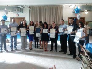 Enfield PEP graduation