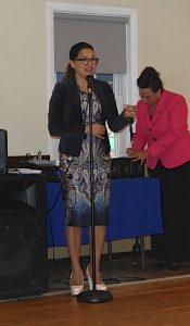 Danbury Children First graduatin 16