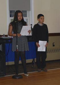 Danbury Children First graduation 11