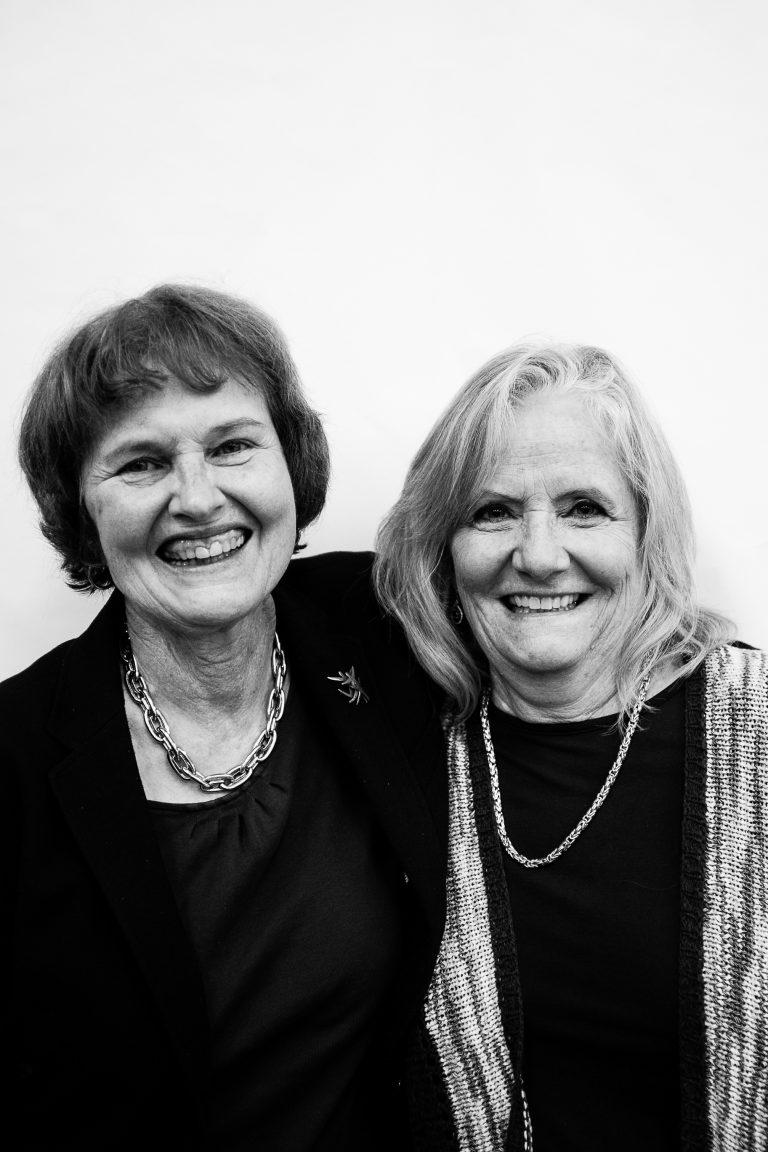 Cherry Czuba and Cathleen Love, founders of PEP